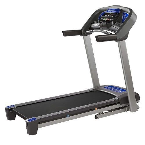 Horizon T101 Go Series Treadmill