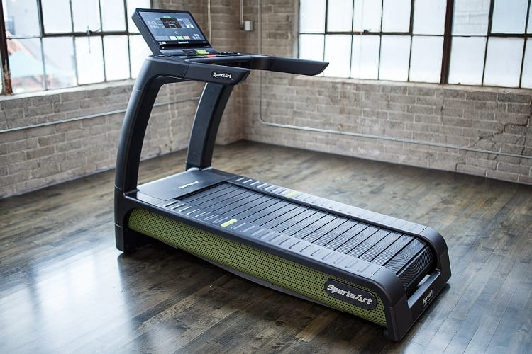 Treadmill In The Room