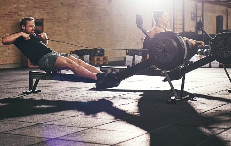 improve your rowing form