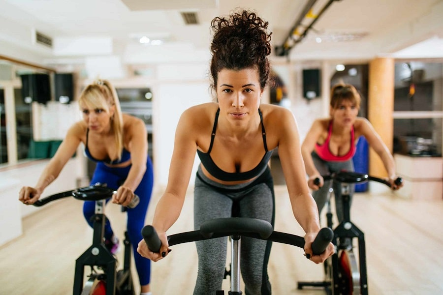 Spin Bike Versus Exercise Bike: How Are They Different?